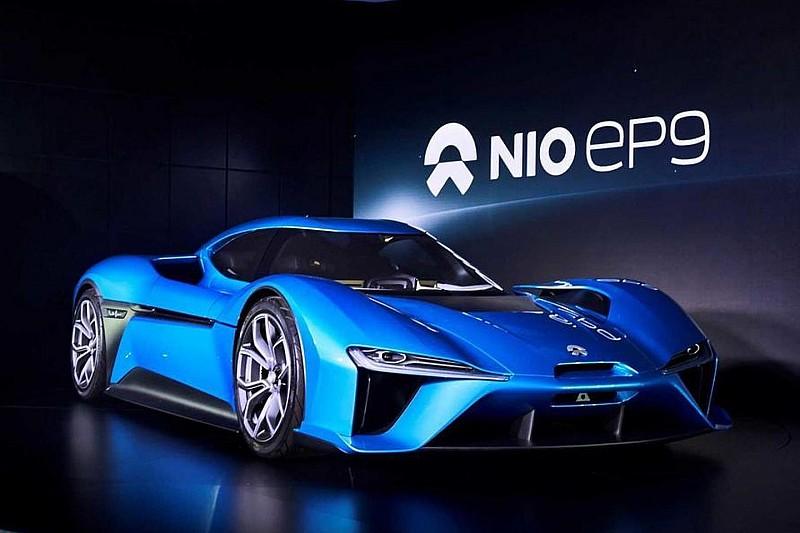 1360匹纯电动超跑面世,蔚来发布Nio EP9