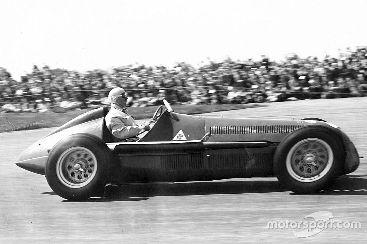 El primer campeón del mundo de la historia de la Fórmula1