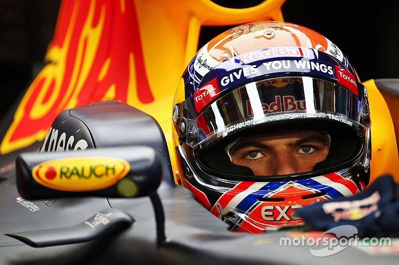 """Annoyed"" Verstappen banks on strategy after error-strewn Q3"