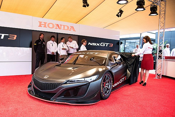 GT Honda NSX GT3 to be made available to customers