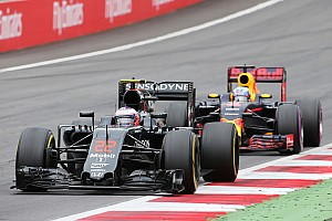 Formula 1 Race report Sixth finish position in Austria brings hopes up for McLaren-Honda