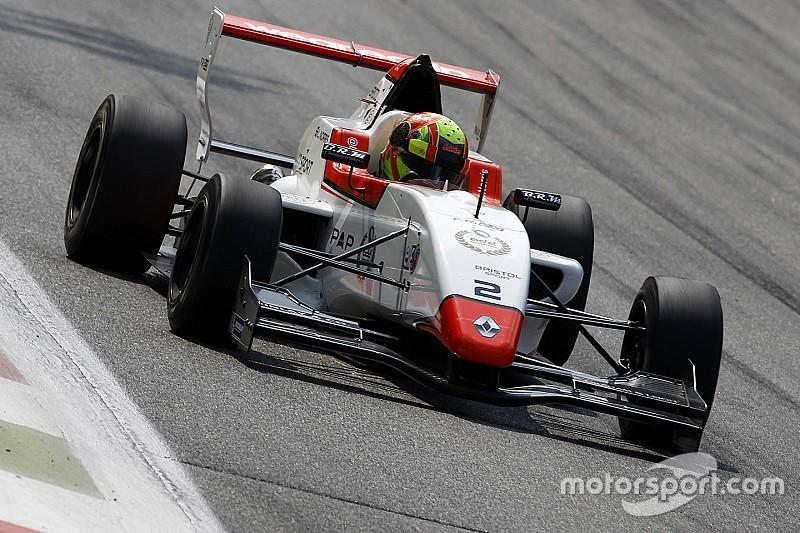 Норріс домінував у першій гонці етапу Formula Renault 2.0 Eurocup в Монці