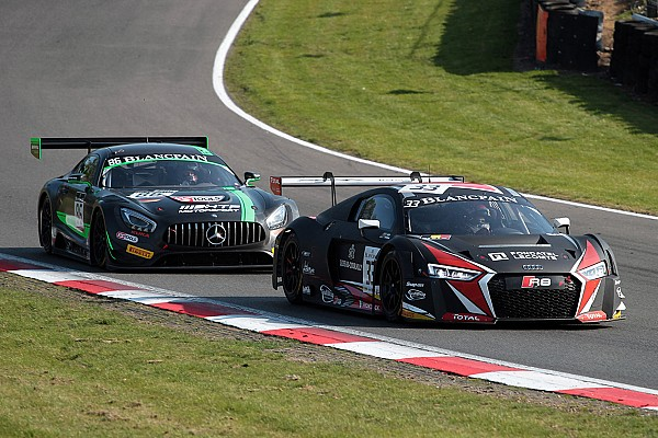 Blancpain Sprint Team WRT back to the Nürburgring, with Ide-Mies as Sprint Cup leaders
