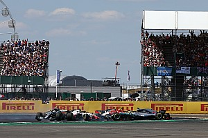 Formula 1 Breaking news The threat to motorsport's future that won't go away