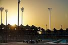 F1 Horarios del GP de Abu Dhabi