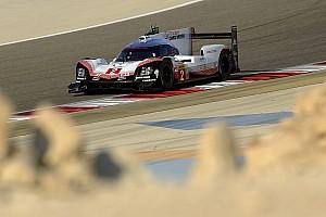 WEC Reporte de prácticas Porsche lidera el último entrenamiento en Bahrein