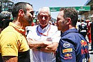 Formule 1 Sainz : Abiteboul et Marko sont