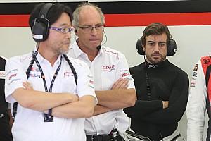 WEC 速報ニュース トヨタ村田代表「レベルの高い強力なドライバーラインアップになった」
