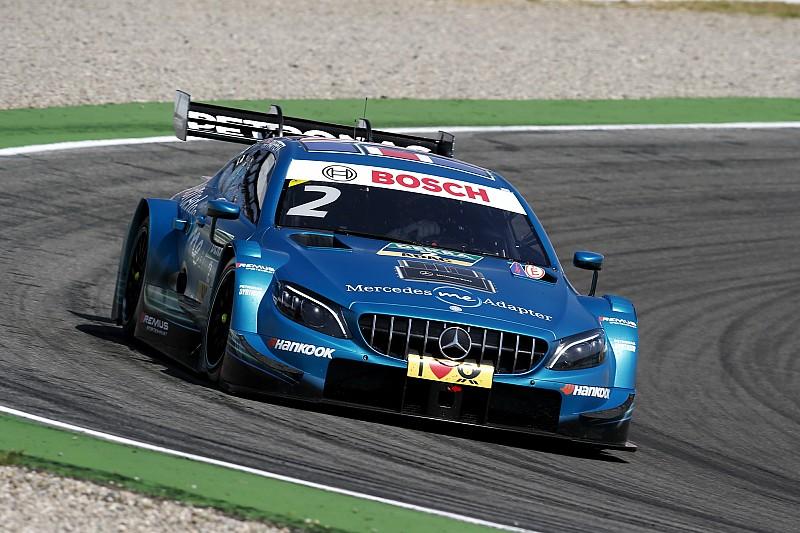 Паффетт: Вихід Mercedes у такій формі з DTM розчаровує
