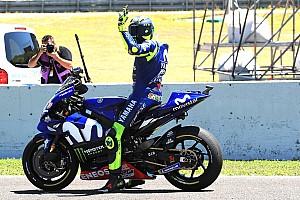 MotoGP Reakciók Egész hétvégén szenved Rossi Spanyolországban, az időmérő sem volt kivétel