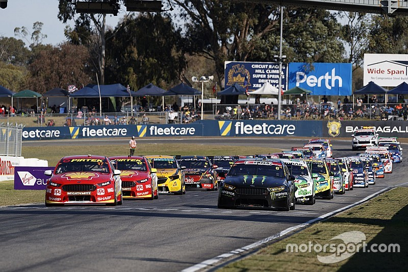Supercars drivers suggest NASCAR-style grid system