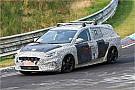 Automotive Erwischt: Neuer Ford Focus Turnier