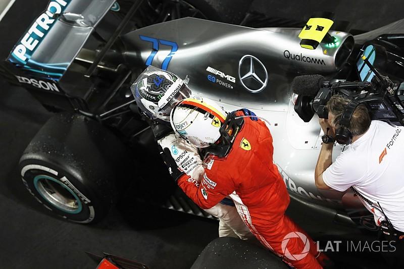 "Mercedes admite respuesta ""demasiado lenta"" a la estrategia de Vettel"