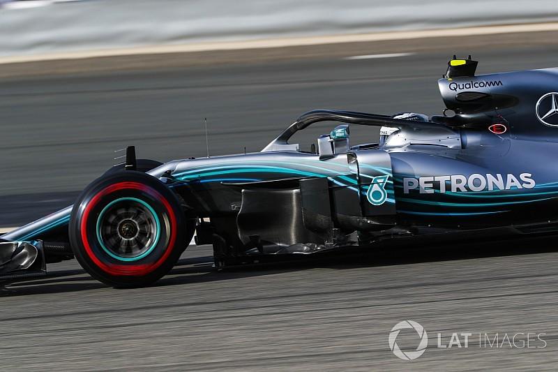 Mercedes: W09 süper yumuşak lastikleri aşırı ısıtıyor