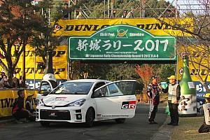 WRC 速報ニュース 豊田社長、WRCラリー・ジャパン復活を「大いに噂して欲しい」