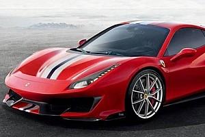 Auto Actualités La Ferrari 488 Pista révélée!