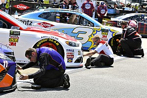 NASCAR Cup Breaking news NASCAR issues rule changes on qualifying, car repairs