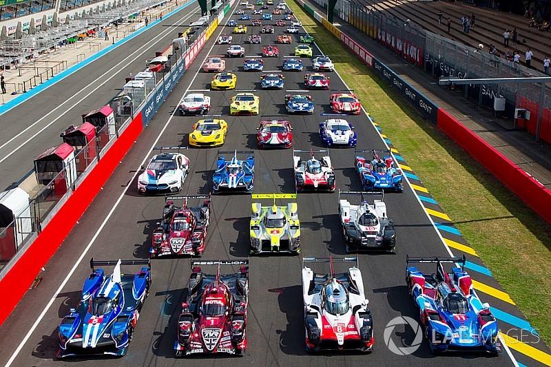 【ギャラリー】ル・マン24時間レース:スターティンググリッド