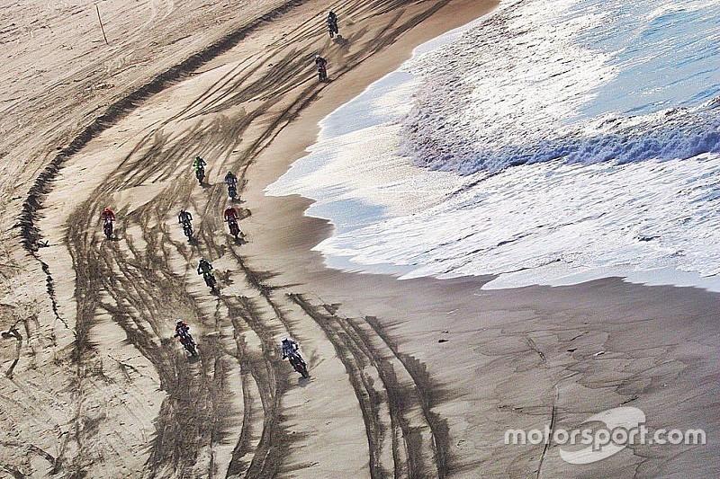 Дакар-2018, Етап 4: крах лідера у заліку мотоциклів