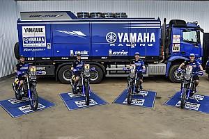 Dakar Reactions Yamaha kesampingkan status favorit juara Dakar