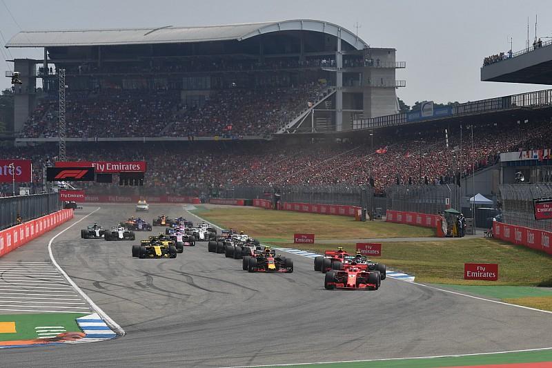 "Wolff: corrida mostrou que F1 ""está viva"" na Alemanha"