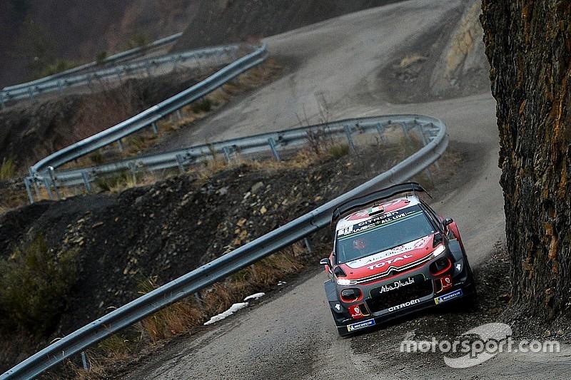 Команді Citroen WRC скоротили бюджет після провалу у 2017 році