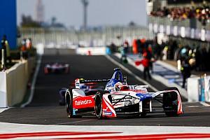 Formula E Son dakika Mahindra, Rosenqvist'in aracını ucu ucuna yetiştirmiş