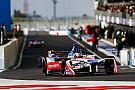 Formula E Mahindra, Rosenqvist'in aracını ucu ucuna yetiştirmiş