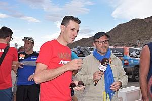 Dakar Ultime notizie Dakar, sorpresa al bivacco: il campione di ciclismo Nibali!