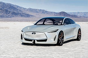 Automotive News Infiniti Q Inspiration Concept