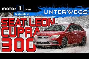 Automotive News Video: Seat Leon ST Cupra 300 4Drive im Test