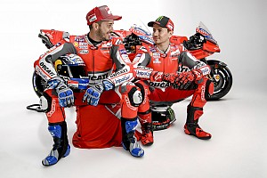 MotoGP News Lorenzo vs. Dovizioso: Droht teaminterner Krach bei Ducati?