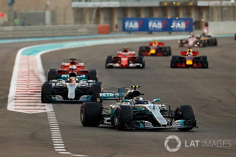 """Para Mercedes, tres motores por año """"no es una ciencia nueva"""""""