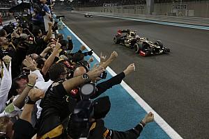 Raikkonen: Lotus'a geçtiğim zaman da hata yaptığım söylenmişti