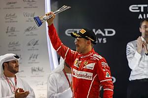 Formule 1 Réactions Vettel spectateur du doublé intouchable des Mercedes