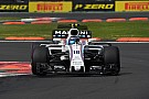 Stroll progress masked by qualifying struggles - Williams