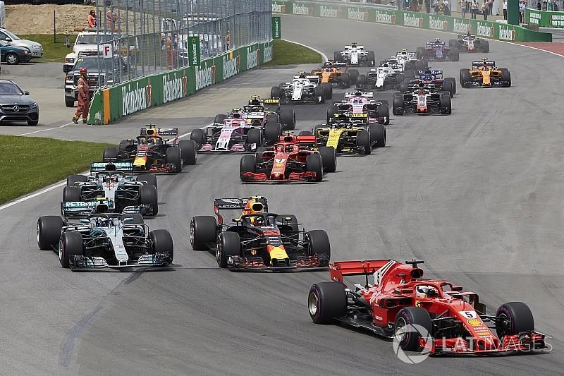 Vettel es líder en puntos y en vueltas lideradas en 2018