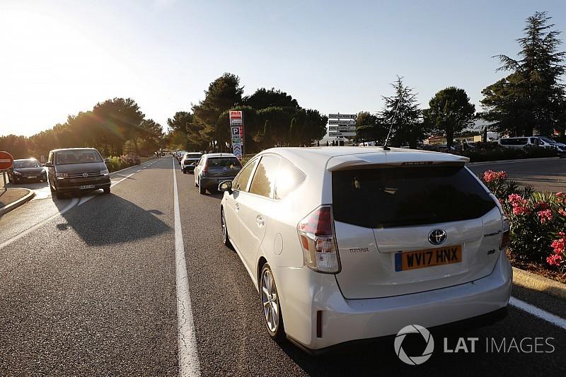 Brawn: Paul Ricard F1 traffic chaos will be addressed