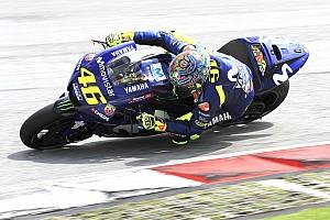 MotoGP Crónica de test Valentino Rossi y Maverick Viñales, los más rápidos en Sepang