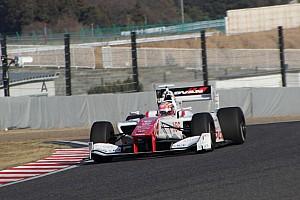 Super Formula Testing report Matsushita quickest as Super Formula test ends
