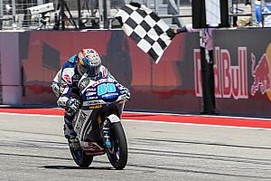 Moto2 Son dakika Moto3 şampiyona lideri, 2019'da Moto2'ye geçiyor