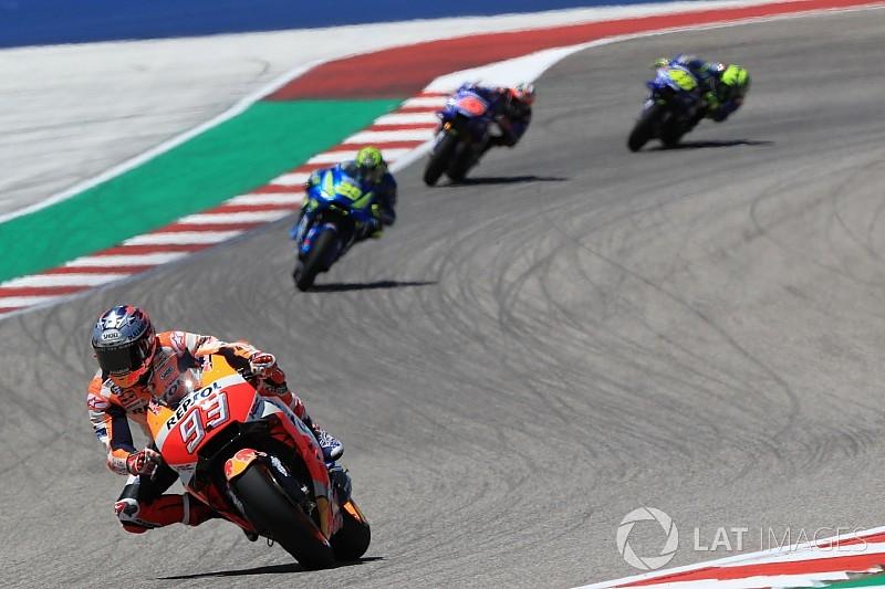 Rossi: Honda'nın güçlü performansı endişe verici