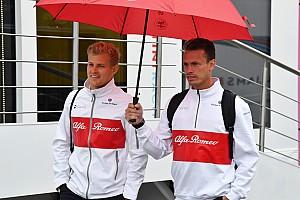 A Sauber csapatfőnökét lenyűgözi Ericsson fogyókúrája