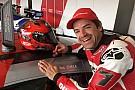 GT Carlos Checa due volte a podio con l'Audi R8 al Nürburgring