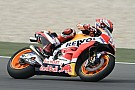 Qatar MotoGP: Marquez leads Dovizioso in warm-up