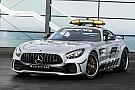 Formel 1 Bildergalerie: Das neue Safety-Car der Formel 1 2018