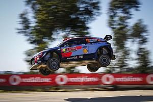 WRC Отчет о секции Сордо возглавил Ралли Португалия