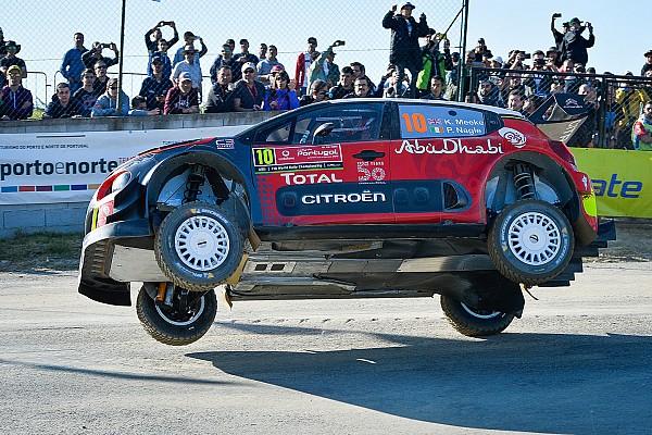 WRC Breaking news Citroen says Meeke was