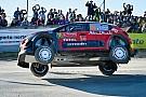 WRC Meeke, Portekiz Rallisi'ndeki kazanın ardından hastaneye kaldırıldı
