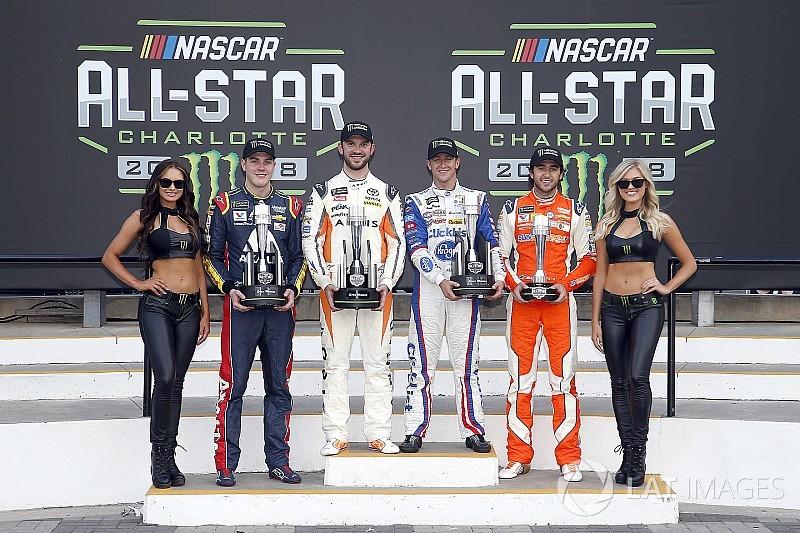Bowman, Suarez, Allmendinger and Elliott advance to All-Star Race